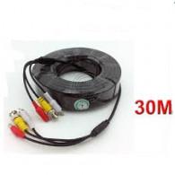Cable camera CCTV BNC + RCA...
