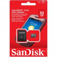 Carte Mémoire micro SDHC...