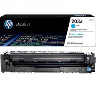 Toner LaserJet HP 203A Cyan...