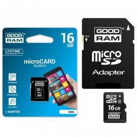 CARTE MEMOIRE 16GB GOOD RAM...