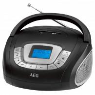 RADIO PORTABLE FM AEG SR...