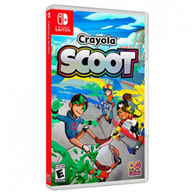 JEU CRAYOLA SCOOT SWITCH