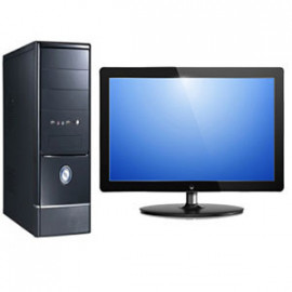 PC DE BUREAU PRIMA  I3 4Go 1To