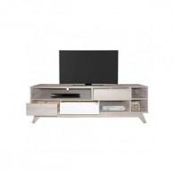 Table TV Malmo Chene Brut