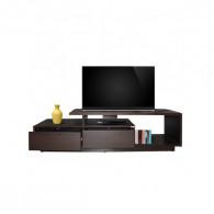 Table TV Orient Chene Brut