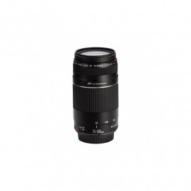 OBJECTIF CANON  EF 75-300mm...