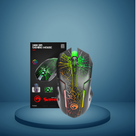 Souris Gaming MARVO M207...