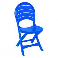 Chaise Pliante DESIRE Bleu...