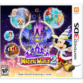 JEU Disney Magical World 2...