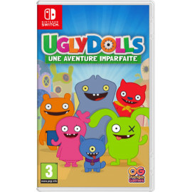 JEU SWITCH UGLY DOLLS