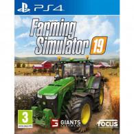 JEU FARMING SIMULATOR 19 PS4