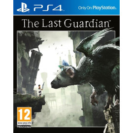 PS4 JEU The Last Guardian