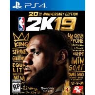 JEU NBA 2K19 PS4
