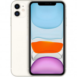 iPhone 11 / 64 Go / Blanc