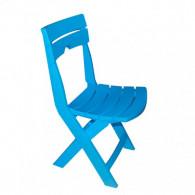 Chaise Pliante Ruspina Bleu...