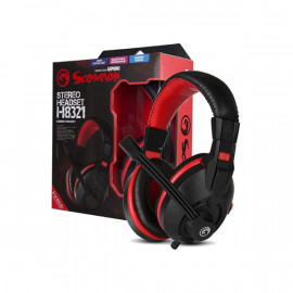 Casque Gaming Marvo filaire...