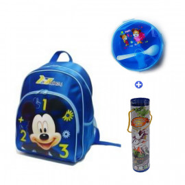 Pack Cartable Mickey Mouse...