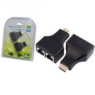 Adaptateur HDMI RJ45 ( Cat...