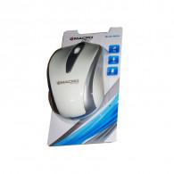 Souris Optique USB Macro Blanc