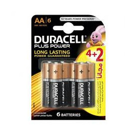 Piles Alcaline DURACELL...