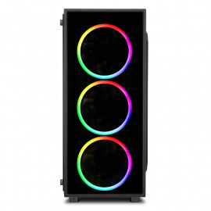 Boîtier SHARKOON TG4 RGB
