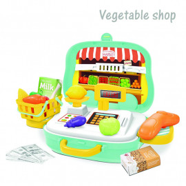 "VALISE ""VEGETABLE SHOP"" VANYEN"
