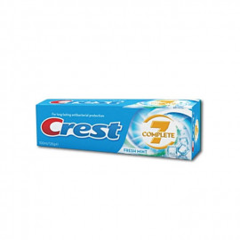 DENTIFRICE CREST FRESH MINT...