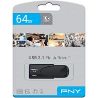Clé USB PNY 64 Go USB 3.1 -...
