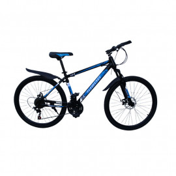"BICYCLETTE  20""  - NOIR|BLEU"