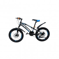 "BICYCLETTE 20"" NOIR - BLEU"