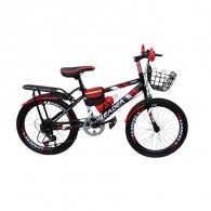 """BICYCLETTE 20"""" NOIR - ROUGE"""