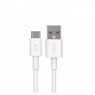 Câble PZX TYPE-C 1,2 m - Blanc