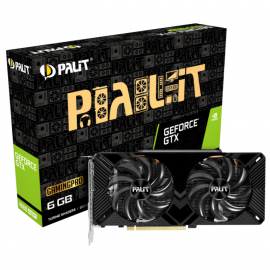 Carte Graphique Palit GTX 1660 Super Gaming Pro 6GB