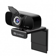 Webcam SANDBERG 1080P HD USB - Noir
