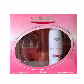 COFFRET PARFUM INCIDENCE...