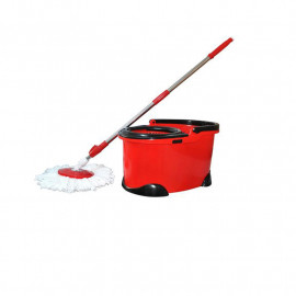 EASY-MOP Plastique Rouge...