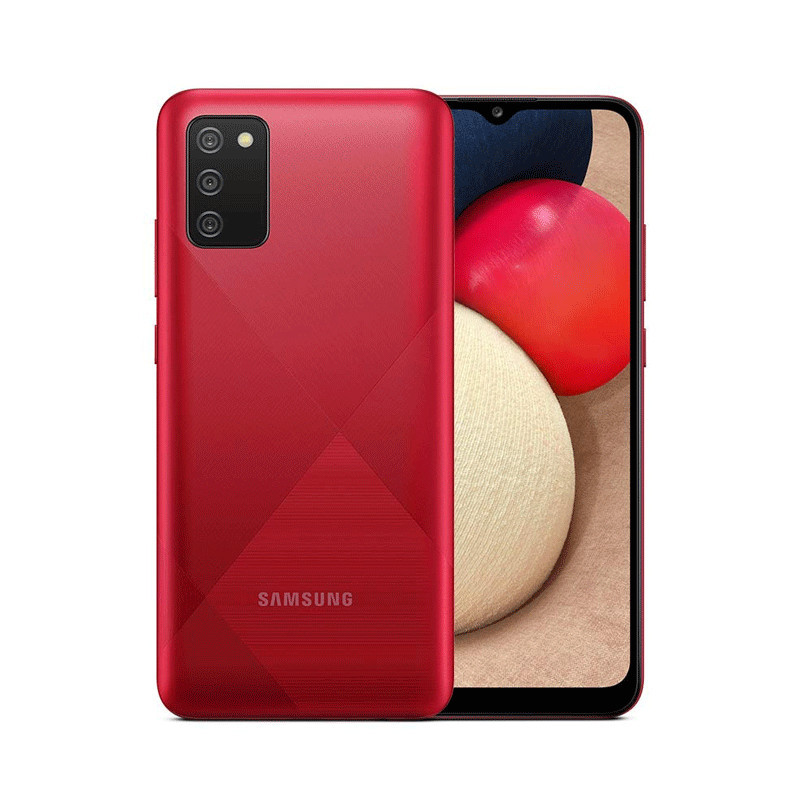 Smartphone Samsung Galaxy A02s 3Go / 32Go - Rouge (SM-A025)