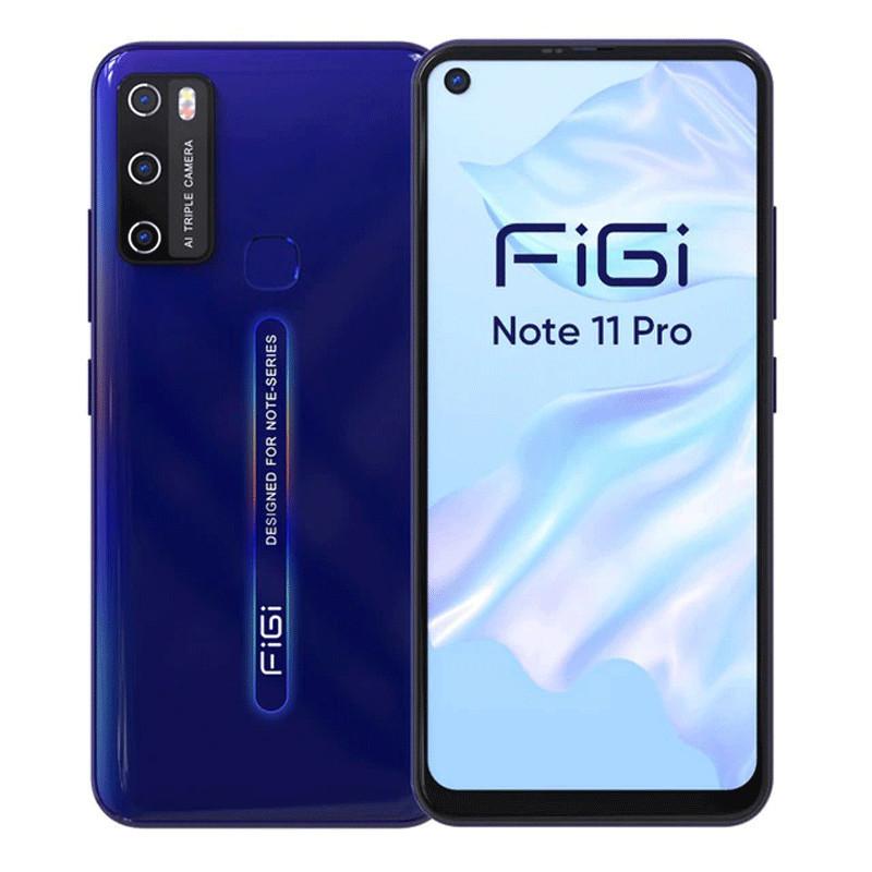 FIGI Note 11 Pro 4Go 128Go Bleu