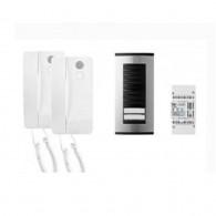 Kit Interphone 2 Postes Encastre Agata 61700190