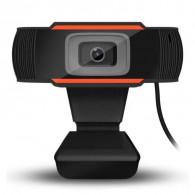 Webcam USB 720P Avec Microphone Pour LES Visioconférence