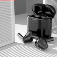 Ecouteurs Bluetooth 5.0 Lenovo QT83 TWS Noir