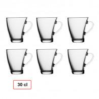 6 Tasses à Café Penguen