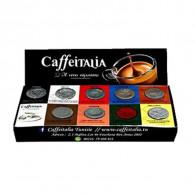 Coffret de 9 Capsules De Dégustation CAFFE ITALIA