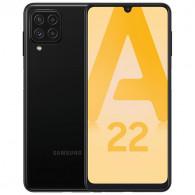 Smartphone Samsung Galaxy A22 4Go 64Go Noir
