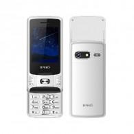 Téléphone Portable IKU S8 Blanc (IKU-S8/WHITE)