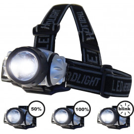Lampe Torche Frontale LED Velamp 40 lm - IH510DL