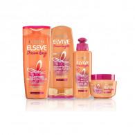 Pack Cheveux L'Oréal Elsève :  Shampooing + Après-Shampooing + Crème + Masque