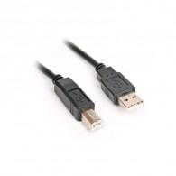 Cable Imprimante USB2 1.5M - Noir