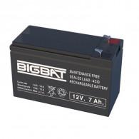 Batterie Rechargeable 12V/7AH