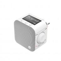 Radio numérique Hama DR40BT-PlugIn Blanc